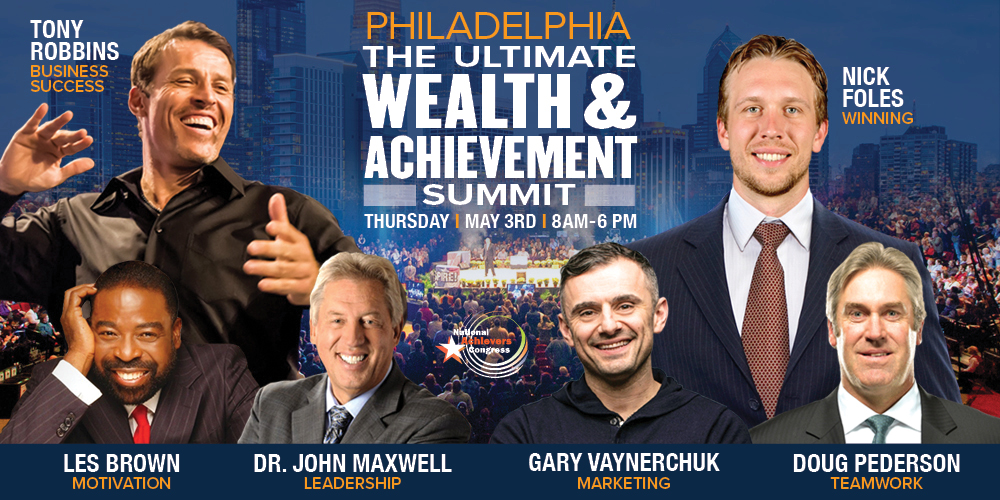 Ultimate Wealth and Achievement Summit