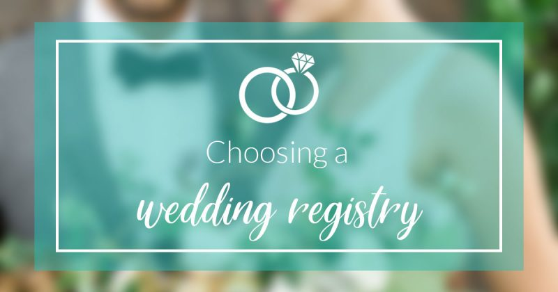 Choosing a wedding registry top tips you need to know junglespirit Images