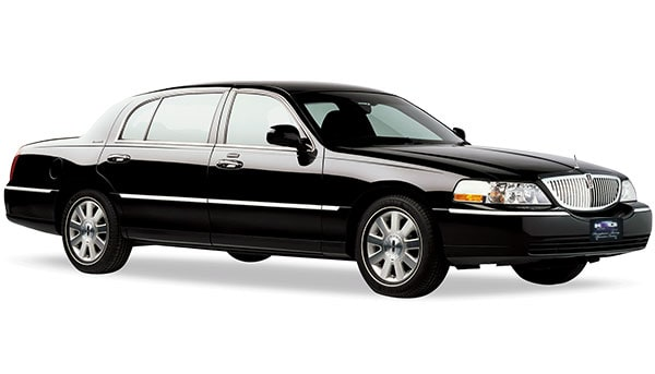 Lincoln Town Car Rental from Kevin Smith Transportation Group