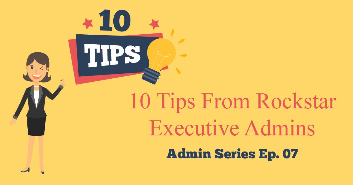 executive admins