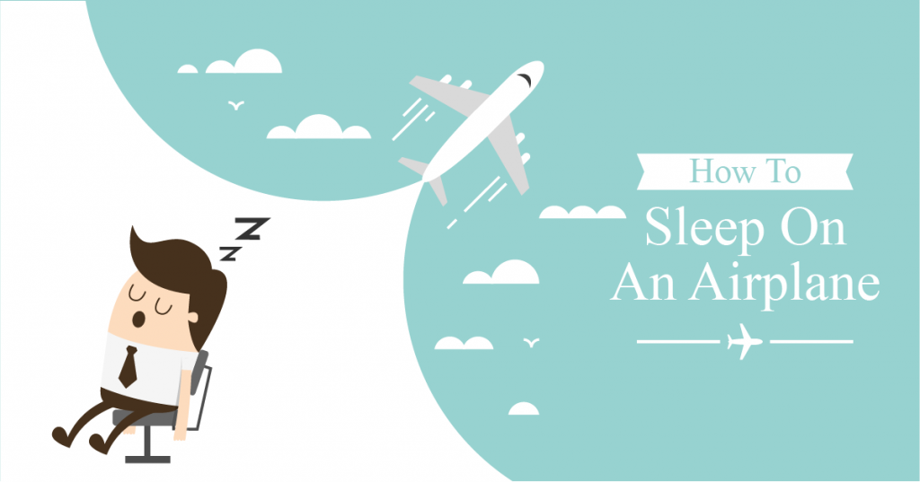 how to sleep on a plane