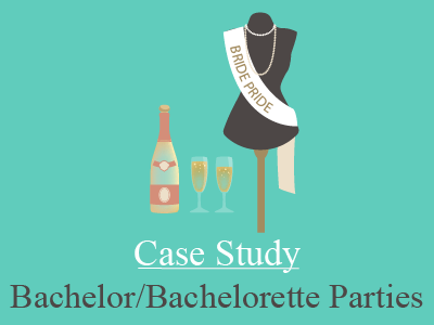 Bachelor and Bachelorette Parties – A Case Study