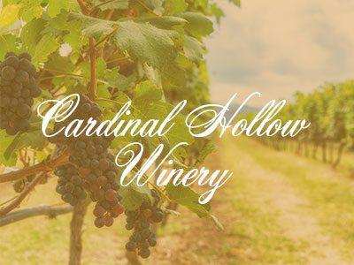 Cardinal Hollow Winery – Date Night Wine Tour