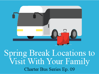 Spring Break Locations to Visit With Your Family