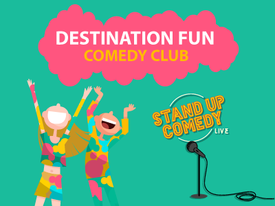 Destination Fun | Comedy Club