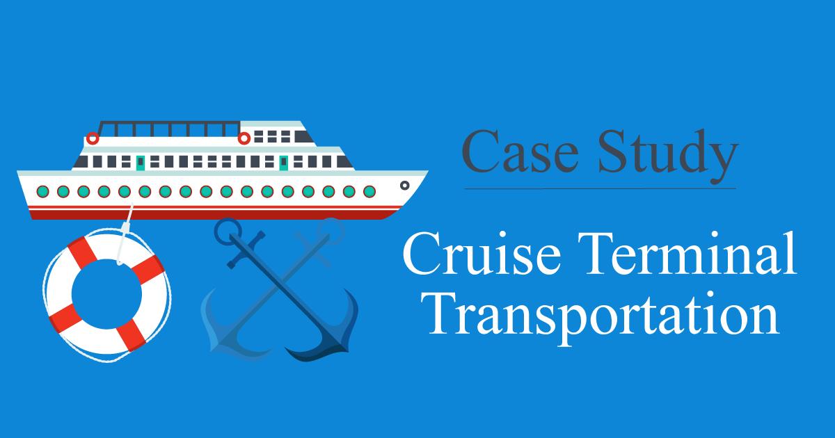 cruise terminal transportation