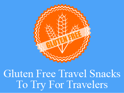 Gluten Free Travel Snacks to Try