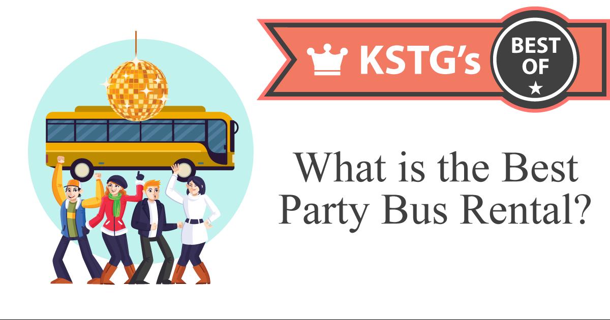 best party bus rental