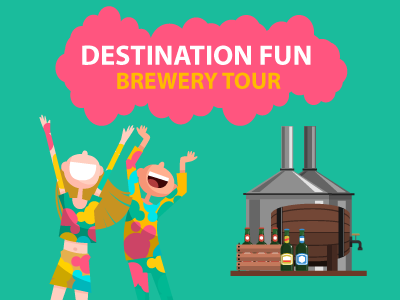 Destination Fun | Brewery Tour