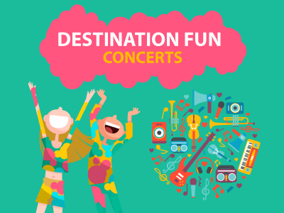 Destination Fun | Concerts