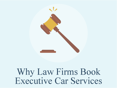 Why Law Firms Book Executive Car Services