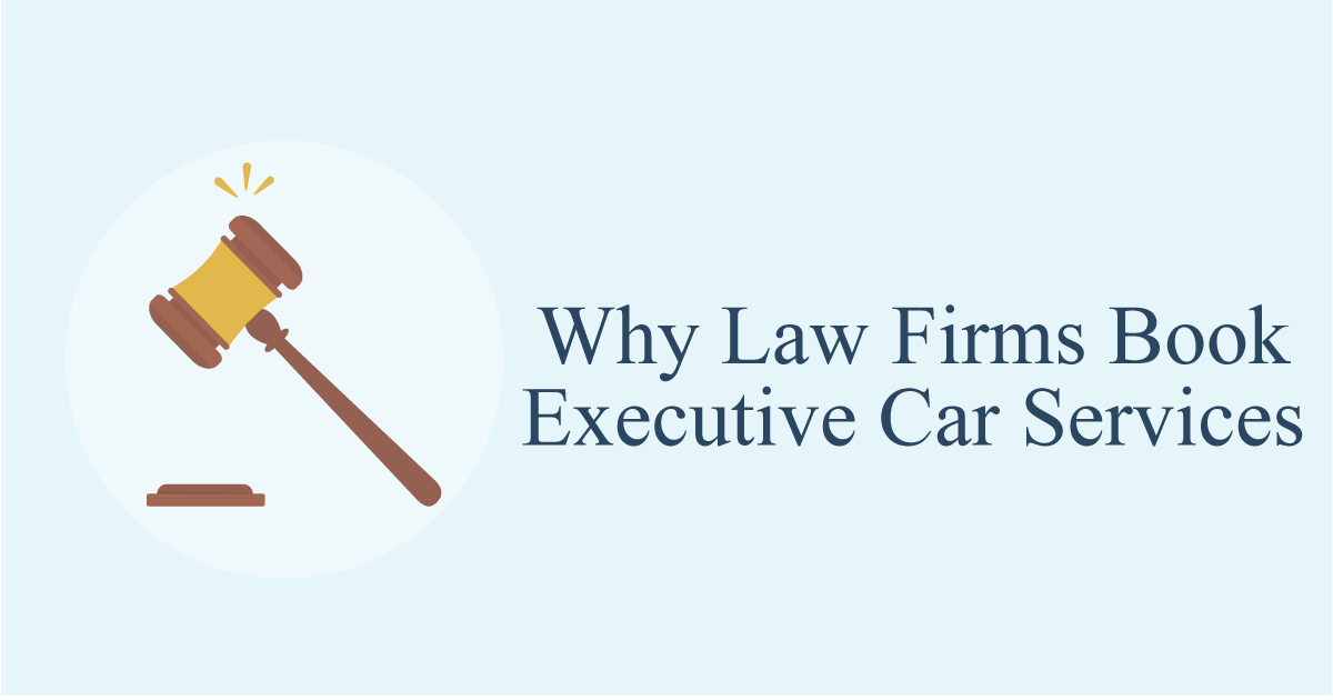 law firms book car service