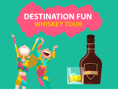 Destination Fun | Whiskey Tour