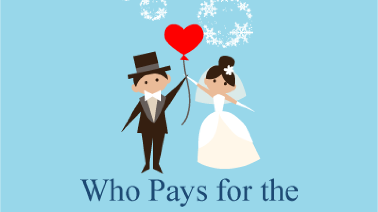 Who Pays for the Wedding in 8