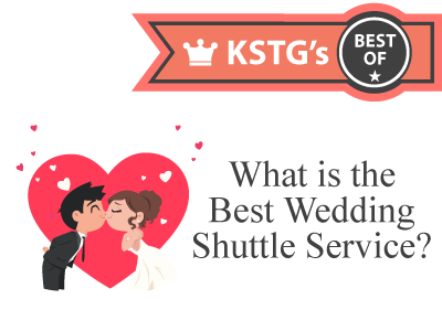What is the Best Wedding Shuttle Service