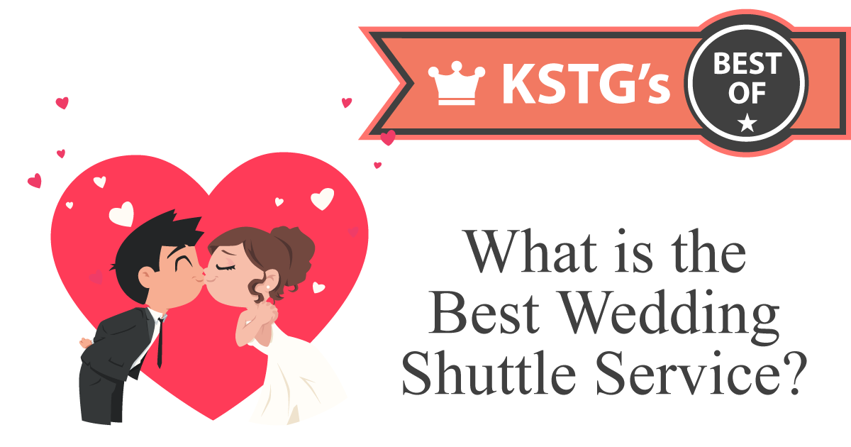 best wedding shuttle service