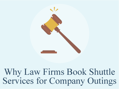 Why Law Firms Book Shuttle Services for Company Outings