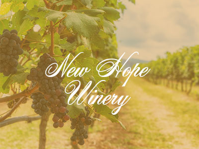 New Hope Winery – My Amazing Wine Tour