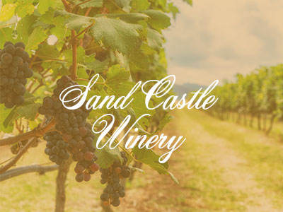 Sand Castle Winery – My Amazing Wine Tour