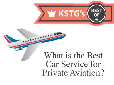 What is the Best Car Service for Private Aviation?
