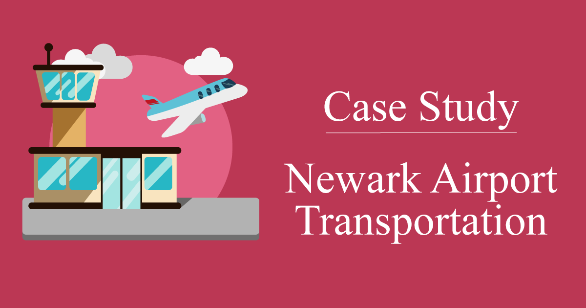 newark airport transportation
