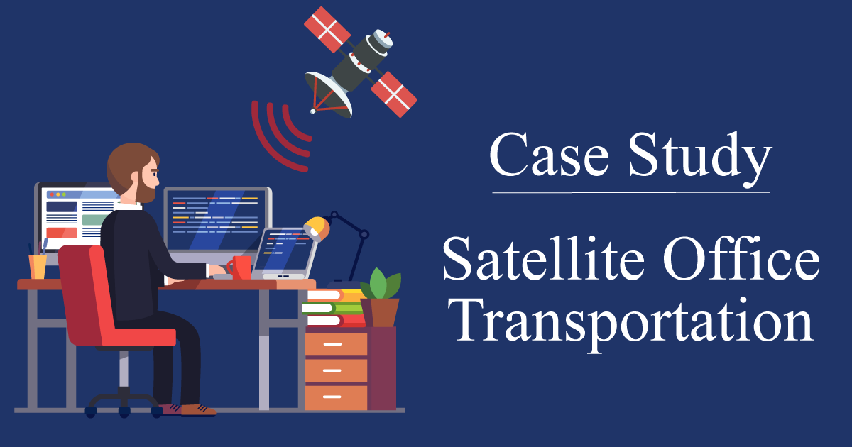 satellite office transportation