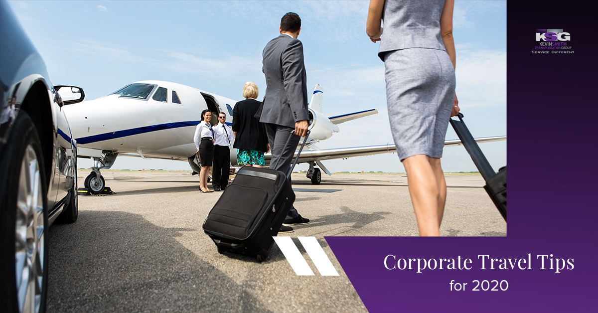 corporate travel tips