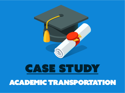 Daily Academic Transportation – A Case Study