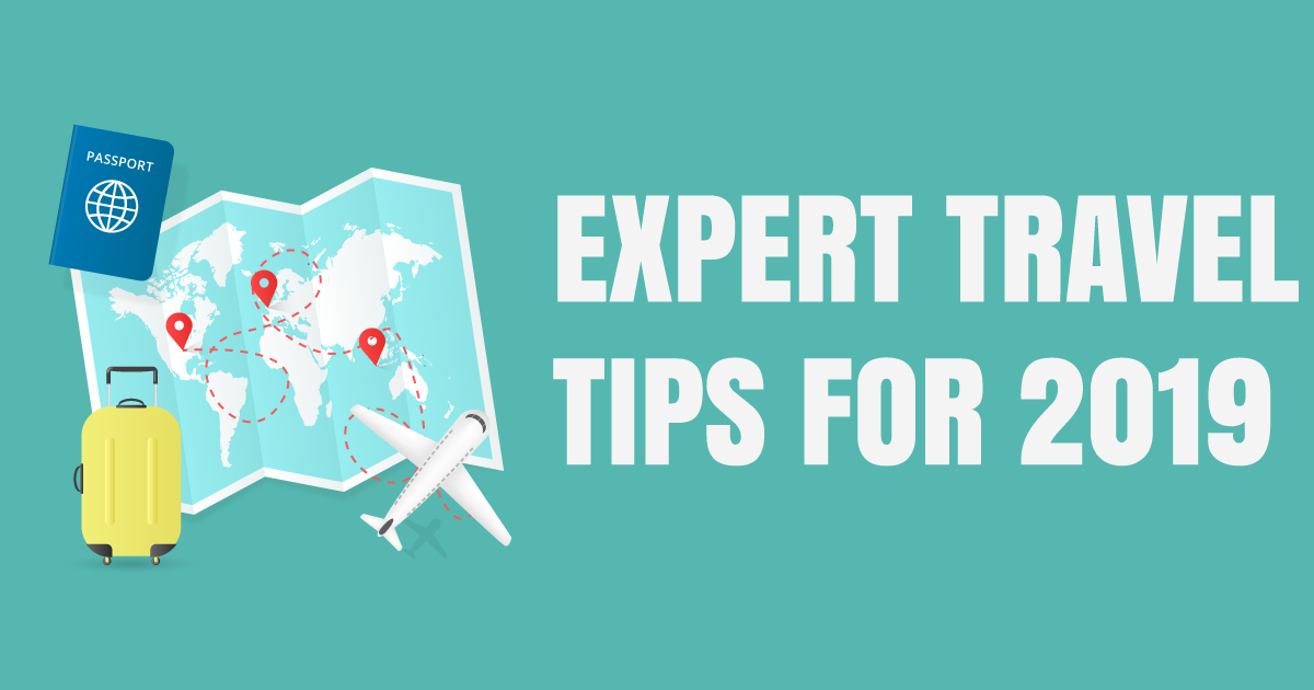 expert travel tips