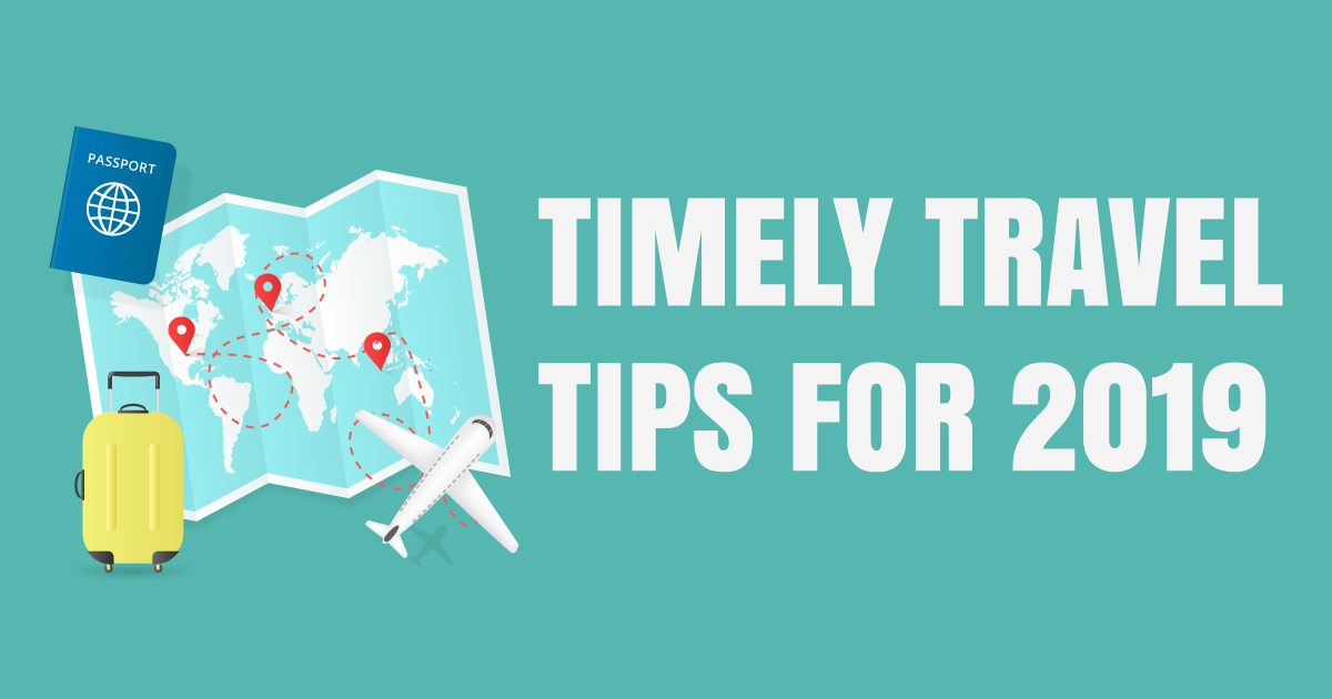 timely travel tips