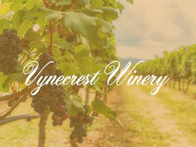 Vynecrest Winery – A Wine Tour