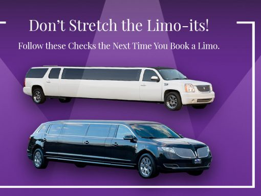 7 Things to Check Before You Book a Limo