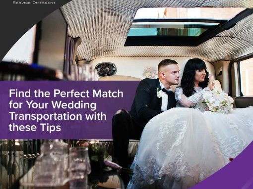 7 Tips for Choosing the Perfect Wedding Transportation on Your Big Day