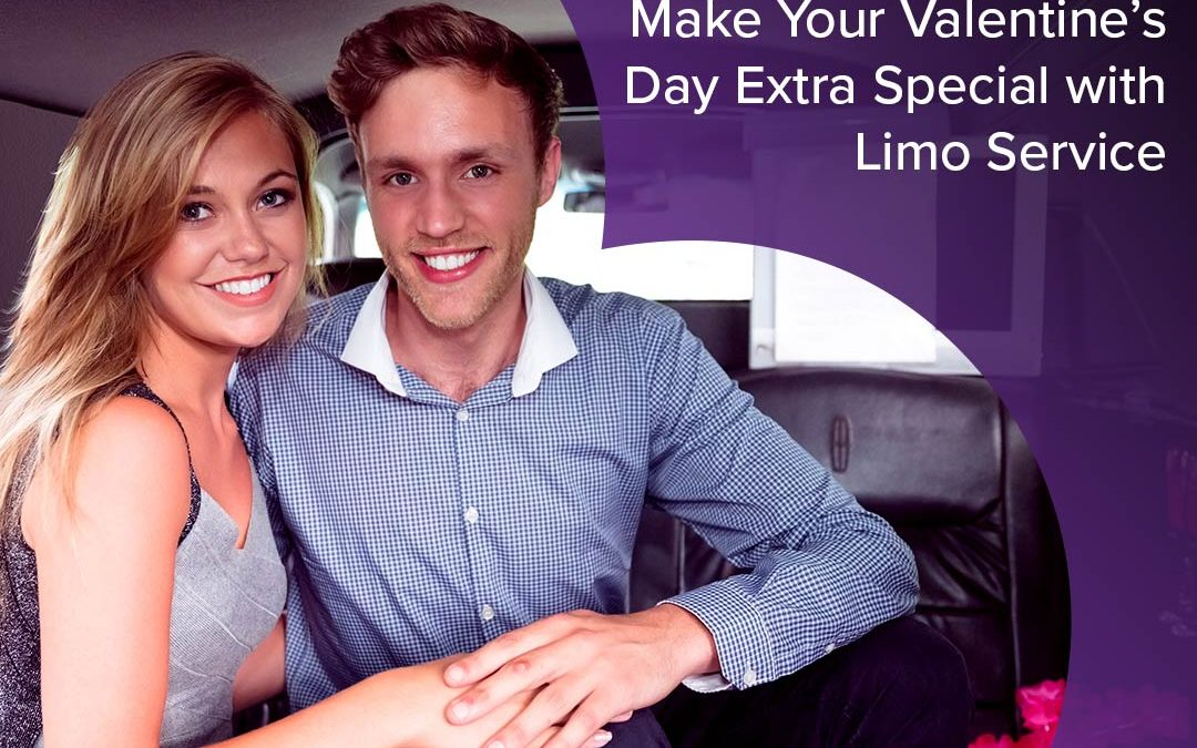 5 Reasons to Book a Limo This Valentine's Day