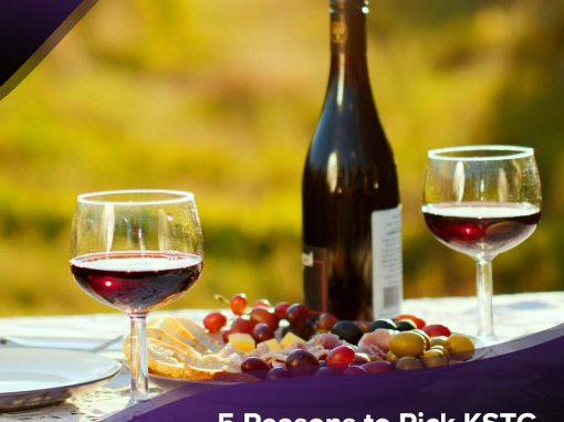 5 Reasons to Pick KSTG for Your Next Wine Tour