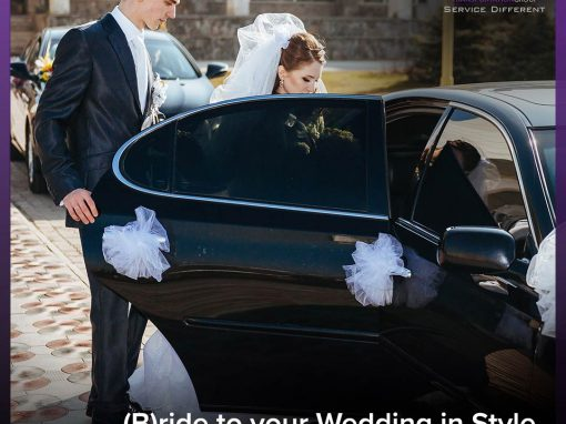 Top 5 Wedding Transportation Ideas
