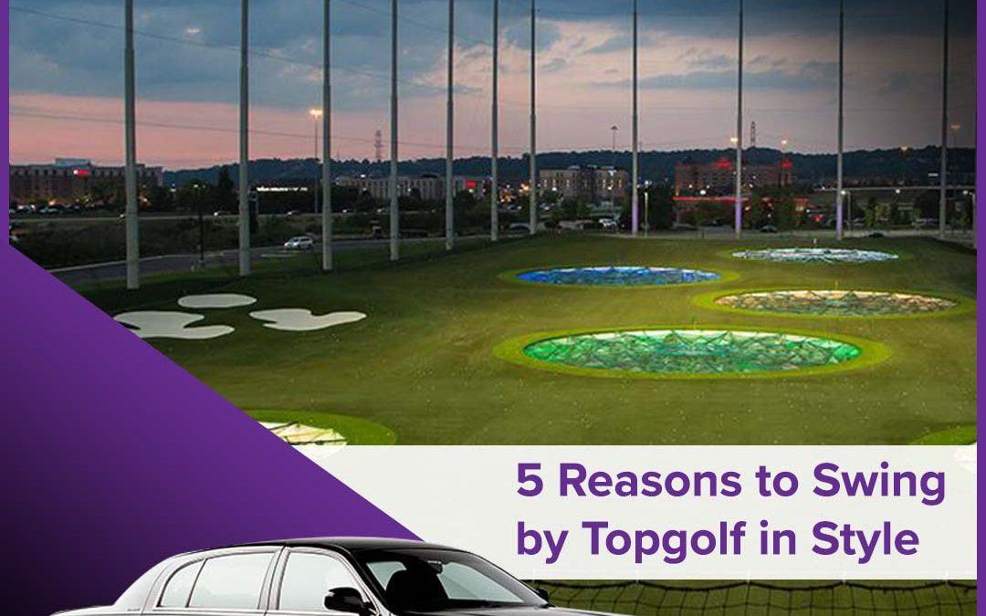 5 Reasons Why You Should Take Your Next Mini-Break Break at Topgolf