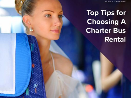 Top Tips to Consider when Choosing A Charter Bus Rental
